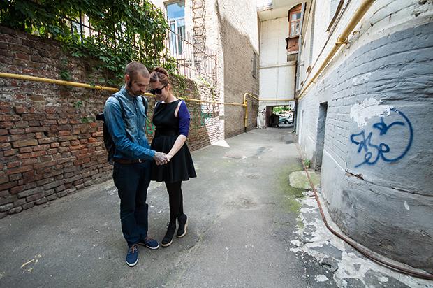 Вторая Poloвинка: Йен Левин и Соня Плакидюк. Изображение № 22.