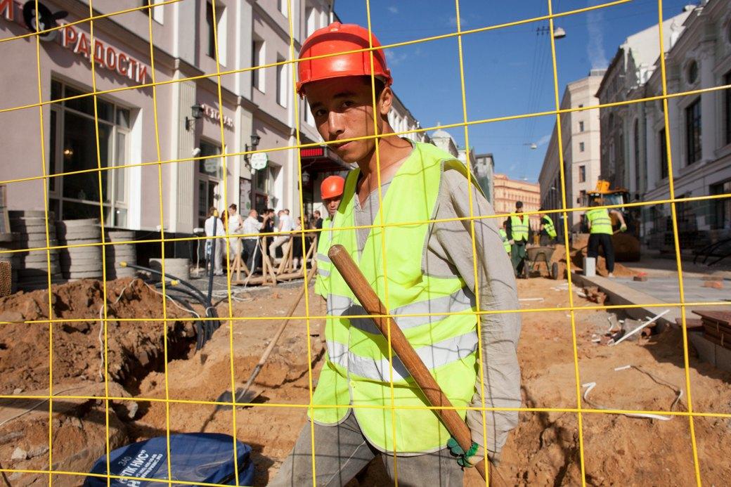 Её раскопали: Пешеходные улицы Москвы за месяц до открытия. Изображение № 33.