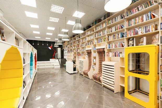 Дизайнеры Гоголевки— оновом российском стандарте библиотек. Изображение № 5.