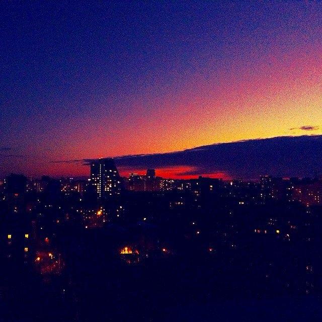 Акция «Час Земли» вМоскве вснимках Instagram. Изображение № 21.