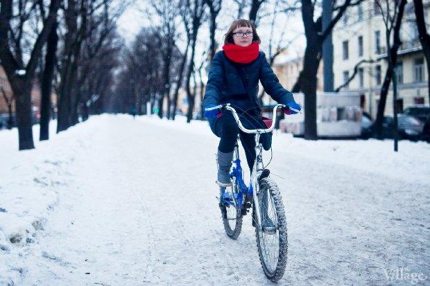 Личный опыт: Как ездить навелосипеде зимой?. Изображение № 1.