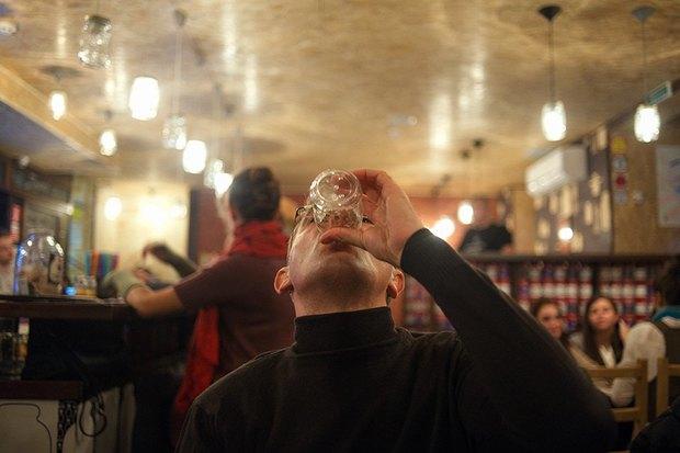 Испанский немецкий: Кафе и бары Киева. Изображение № 4.