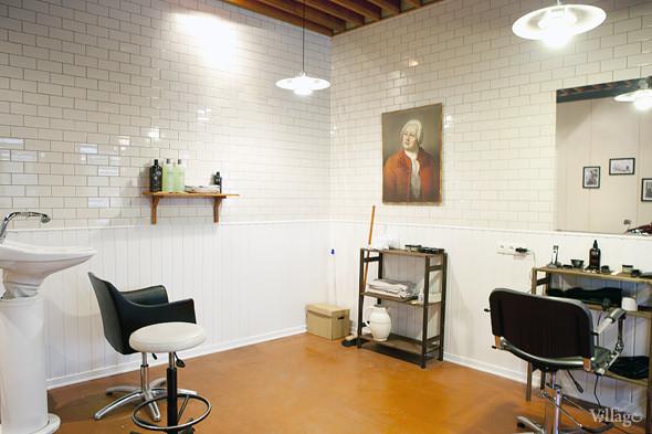 Московская парикмахерская Chop-Chop в Дегтярном переулке, 4. Изображение № 3.