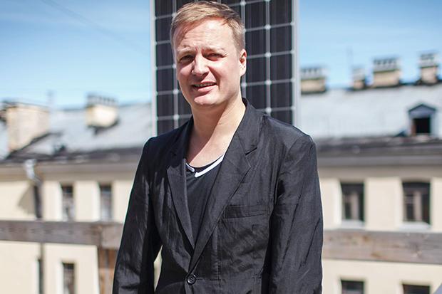 Внешний вид: Савелий Архипенко, креативный директор «Лофт Проекта Этажи». Изображение № 10.