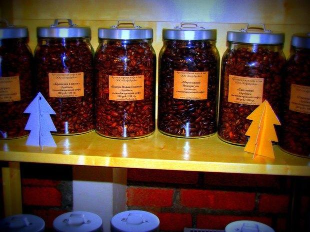 На Невском открылась чайно-кофейная лавка «Кофебрейк». Изображение № 5.