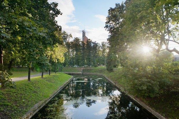 Планы налето: Московские парки. Изображение № 9.