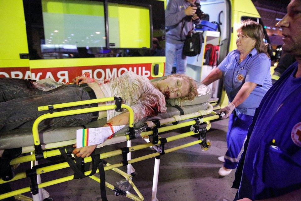 Учения в петербургском метро по сценарию московской катастрофы. Изображение № 31.