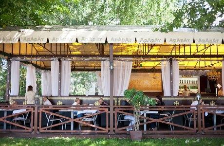Еда на ВВЦ: 15 кафе, ресторанов и киосков. Изображение № 30.
