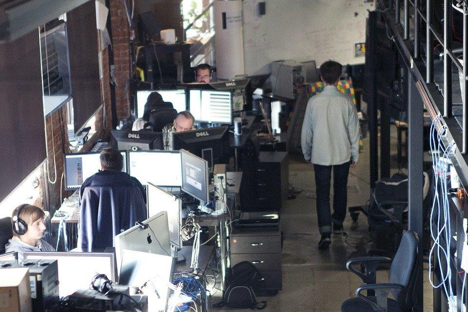 Офис: Digital October Group. Изображение № 4.