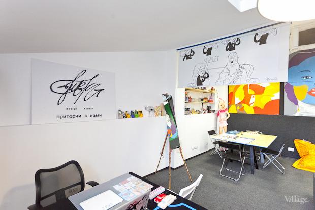 Офис недели (Петербург): Dange Design Studio. Изображение № 8.