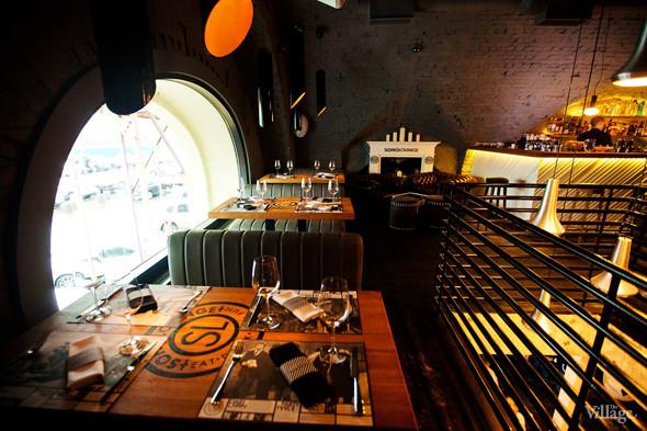 Новое место: Ресторан и бар Soholounge. Изображение № 6.