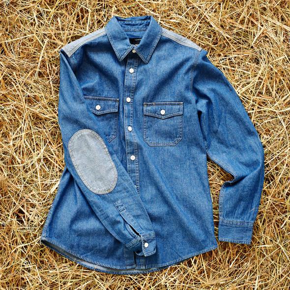 Вещи недели: 15 джинсовых рубашек. Изображение № 6.