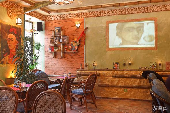 Новое место (Петербург): Вегетарианская кофейня «Фрида». Изображение № 19.