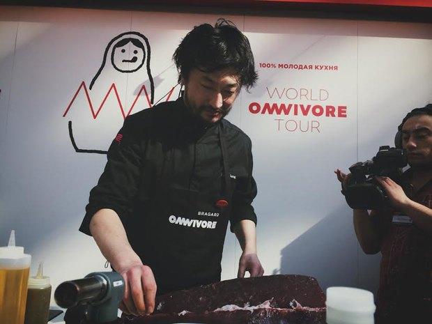Трансляция Omnivore: Второй день гастрономического фестиваля. Изображение № 35.
