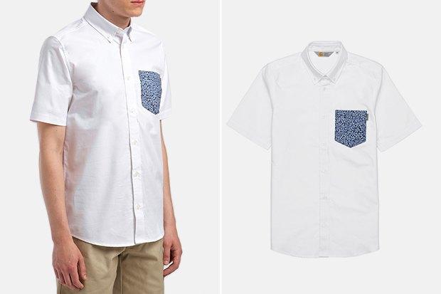Где купить мужскую рубашку: 6вариантов от1 600 до7 000 рублей. Изображение № 3.