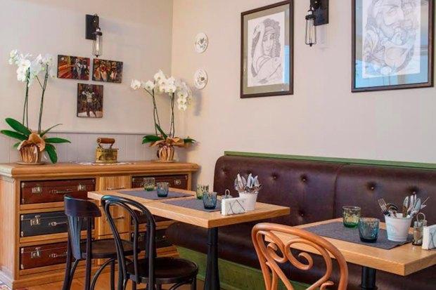 Фотография: кафе «Семь сорок». Изображение № 6.