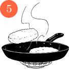 Рецепты шефов: Бургер сфалафелем. Изображение № 7.