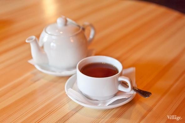 Чай в чайнике — 120 рублей. Изображение № 27.