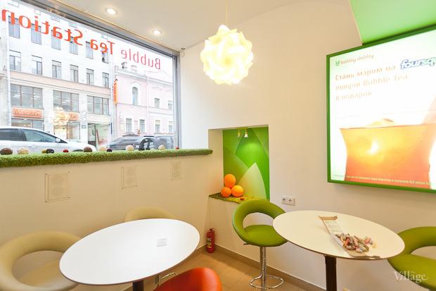 Сеть кафе с Bubble Tea открылась в Петербурге. Изображение № 3.