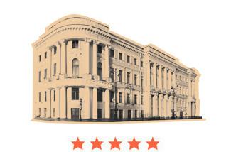 Жалобное лицо: Иностранцы о петербургских гостиницах. Изображение № 21.