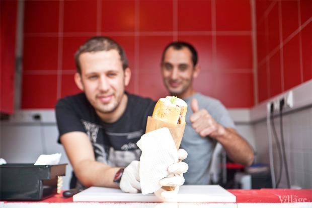 Новое место: Киоск с турецкой уличной едой Meat Рoint. Изображение № 18.