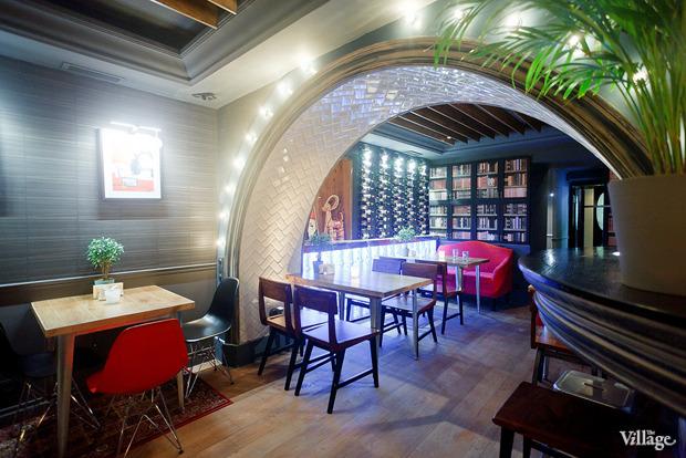 Новое место (Петербург): Ресторан-бар «Путанеска». Изображение № 19.