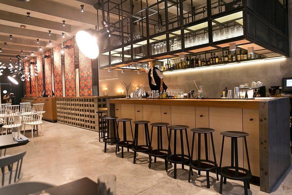 Ресторан и бар Holy Fox. Изображение № 1.