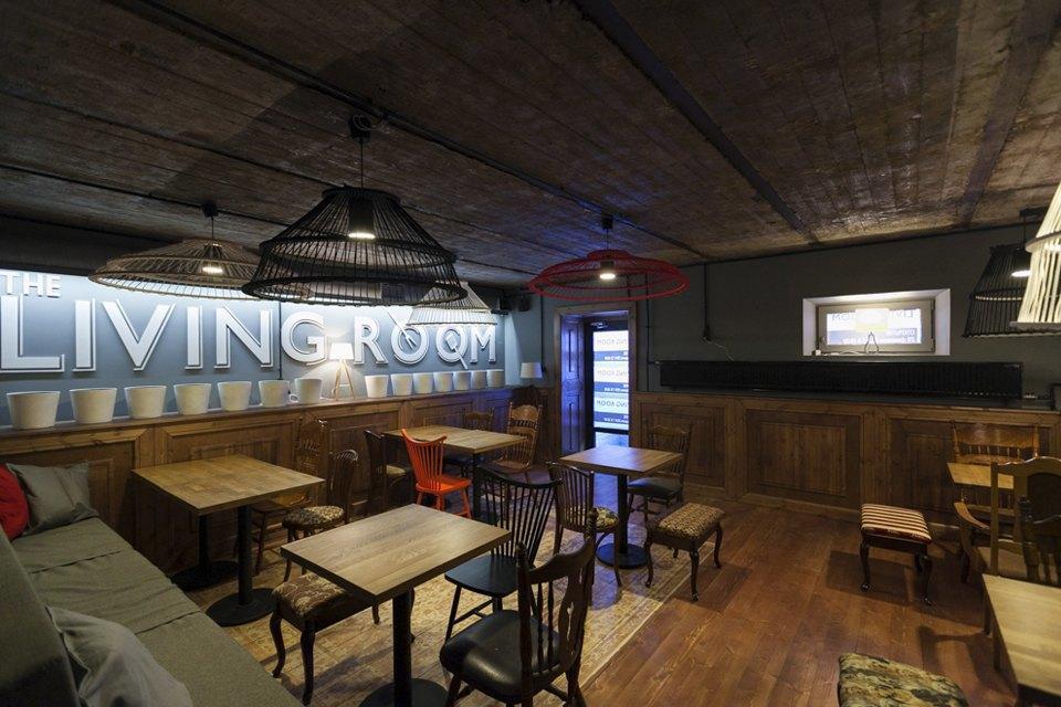 Кафе-бар The Living Room на Большой Зеленина. Изображение № 2.