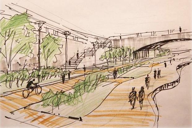 «Серый пояс»: 4 проекта развития промзон. Изображение № 8.