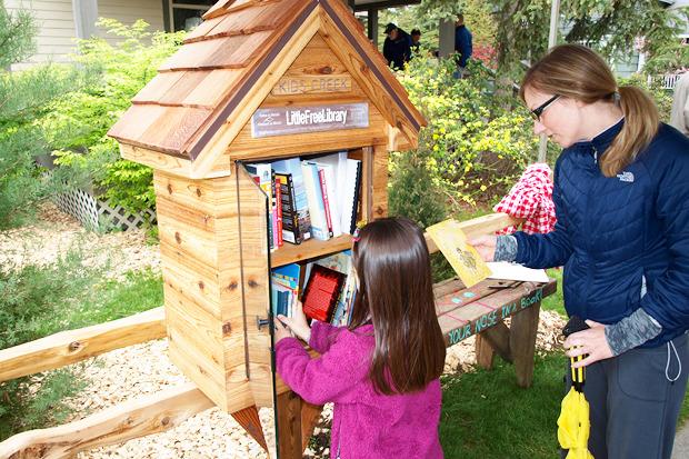Идеи для города: Публичные библиотеки-скворечники. Изображение № 12.