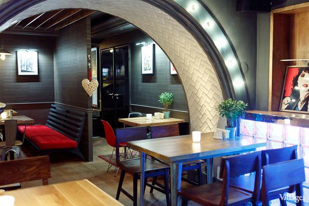 Новое место (Петербург): Ресторан-бар «Путанеска». Изображение № 4.