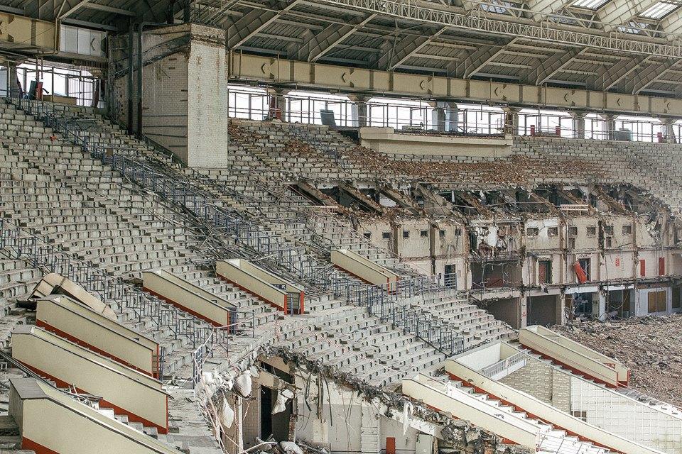 Как сейчас выглядит стадион «Лужники». Изображение № 5.