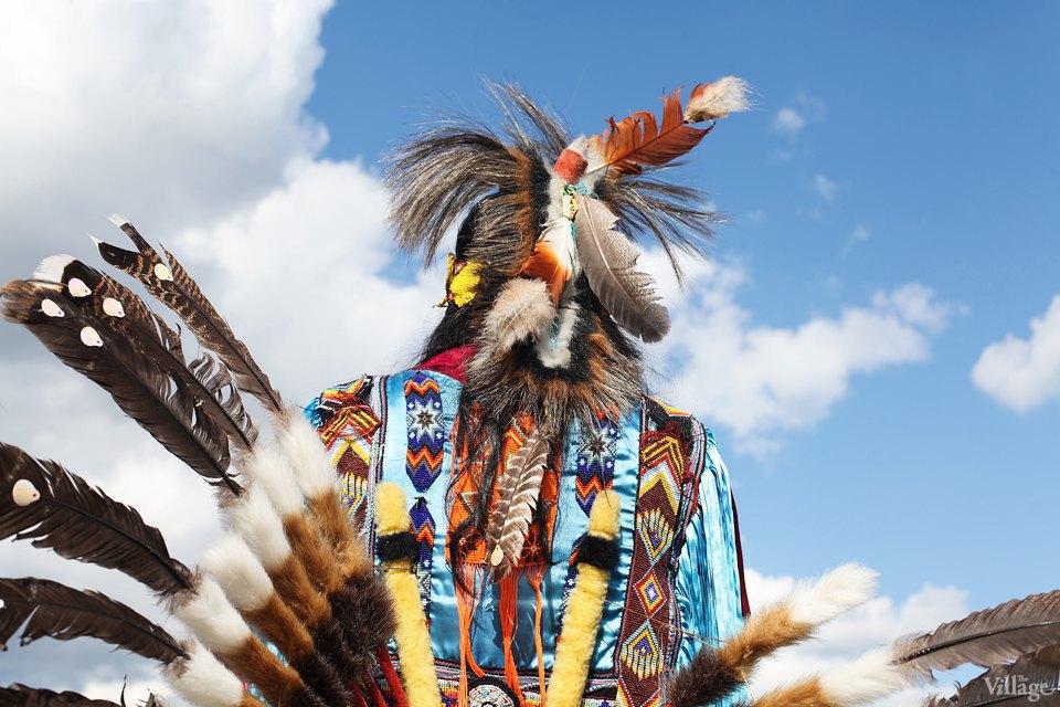 Гости столицы: Как вМоскве оказались индейские музыканты. Изображение № 22.