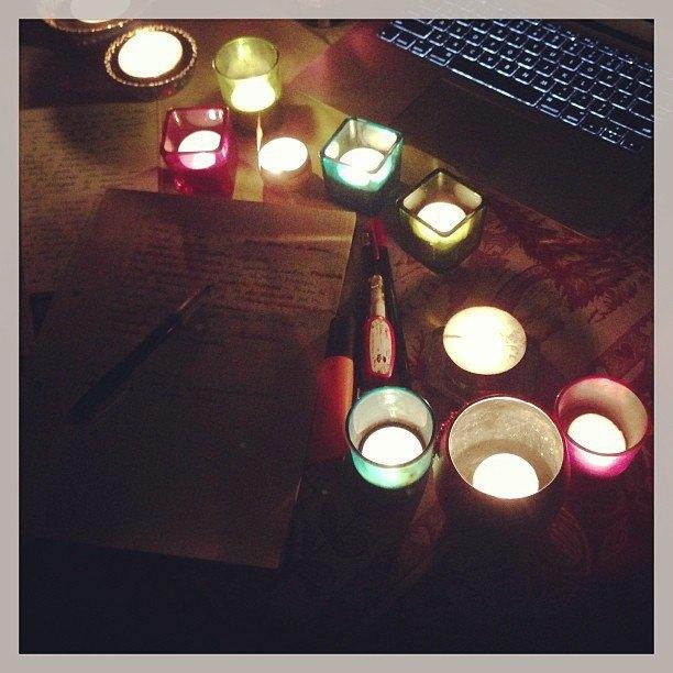 Акция «Час Земли» вМоскве вснимках Instagram. Изображение № 2.
