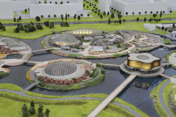 Горожанам покажут проект будущего зоопарка в Юнтолово. Изображение № 3.