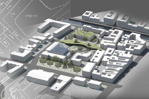 10 проектов квартала около Витебского вокзала . Изображение № 33.