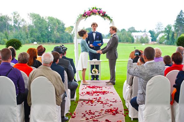 Сезонное предложение: 4 современные свадьбы. Изображение № 35.