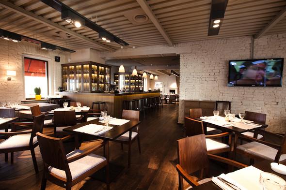 Изображение 12. Знаменитости продолжают открывать рестораны в Москве.. Изображение № 14.