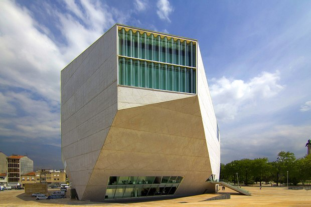 Концертный зал в Порту, 2005 год. Изображение № 9.