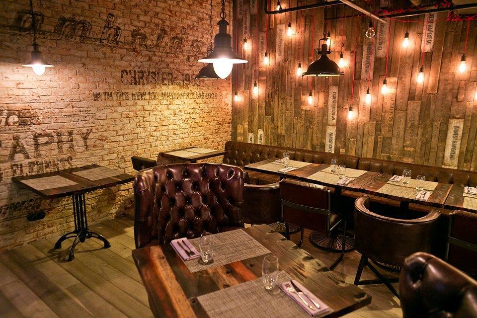 Ресторан «Фаренгейт». Изображение № 5.