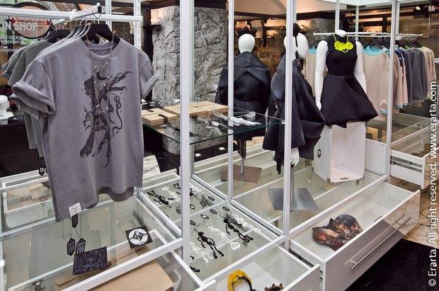 В «Эрарте» открылся магазин с одеждой российских дизайнеров. Изображение № 3.