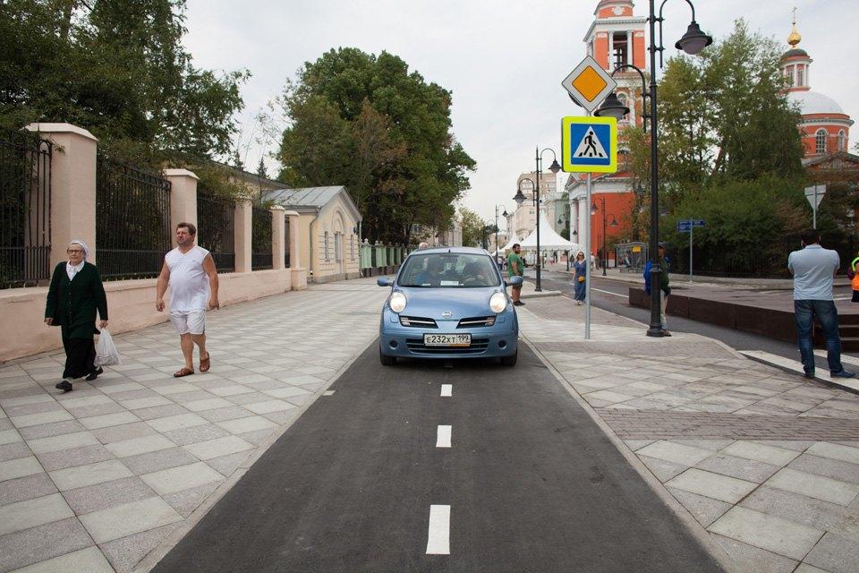 Обновлённая Пятницкая улица. Изображение № 23.