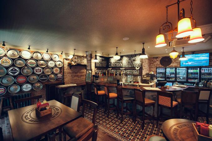 На Сущёвской улице открылся The Tipsy Pub. Изображение № 2.
