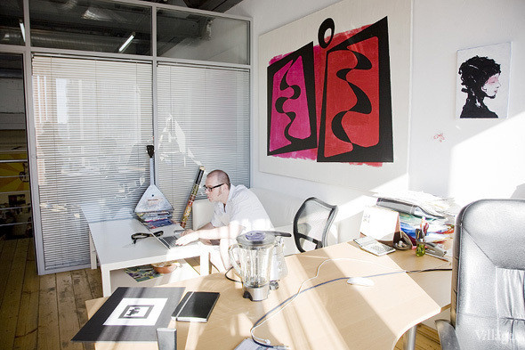 Офис недели: The Creative Factory. Изображение № 46.