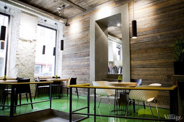 Новое место: Вегетарианское кафе Fresh. Изображение № 12.