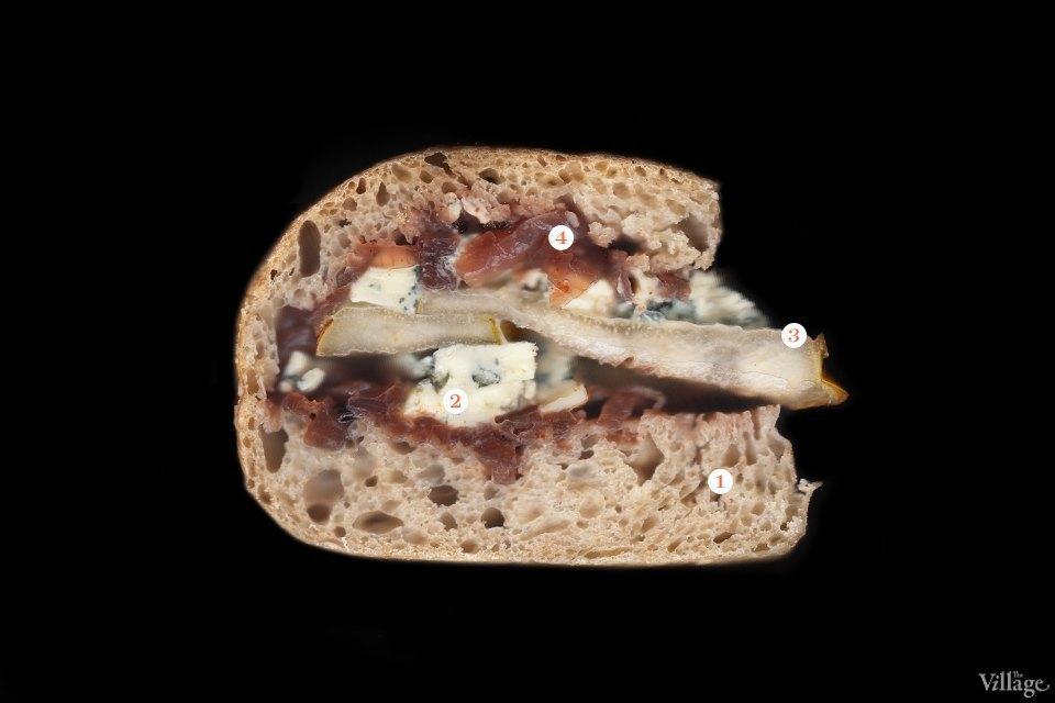 Составные части: 6 сэндвичей из «Бутербро». Изображение № 3.