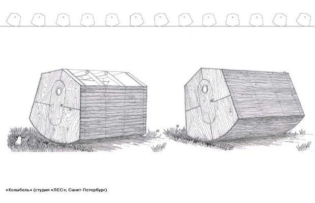 ВПетербурге откроется хостел сэкспериментальными жилыми модулями . Изображение № 4.