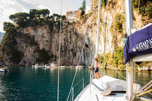 Как зарабатывать, путешествуя напарусной яхте. Изображение № 5.
