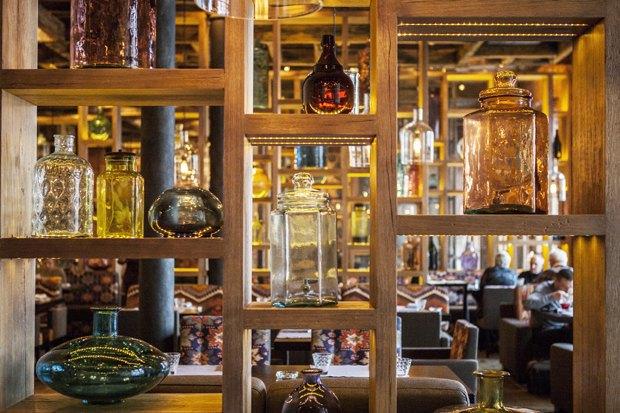 Интерьер обновленного ресторана «Шинок». Изображение № 12.