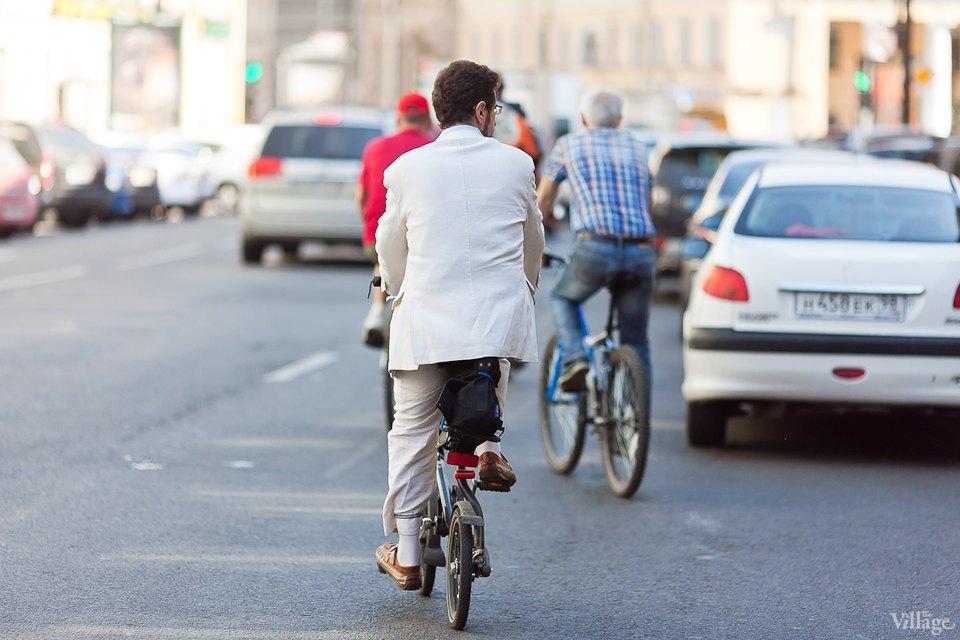 Где наши мигалки: Как петербургские депутаты пересели на велосипеды. Изображение № 10.